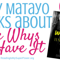 Guest Post (and a Giveaway!): Get to know Amy Matayo & The Whys Have It!