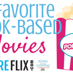 Discussion: My Favorite Book-Based Movies