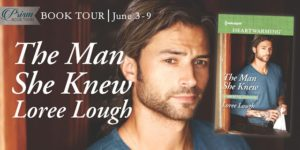 Book Tour Grand Finale (and Giveaway!): The Man She Knew by Loree Lough