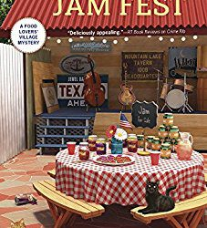 Book Review (and a Giveaway!): Treble at the Jam Fest by Leslie Budewitz