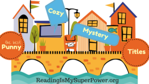 Top Ten Tuesday: The Best Punny Cozy Mystery Titles