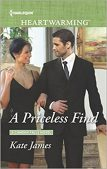 Book Review (and a Giveaway!): A Priceless Find by Kate James