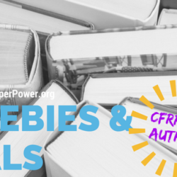 #CFRR2017 Author Deals and Freebies