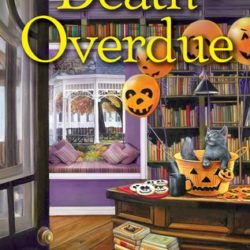 Book Review (and a Giveaway!): Death Overdue by Allison Brook