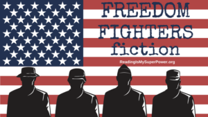 Top Ten Tuesday: Freedom Fighters Fiction