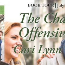 Book Review (and a Giveaway!): The Charm Offensive by Cari Lynn Webb