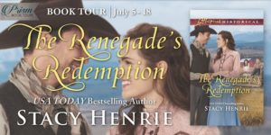 Book Review (and a Giveaway!): The Renegade's Redemption by Stacy Henrie