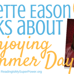 Guest Post (and a Giveaway!): Lynette Eason & Bounty Hunter