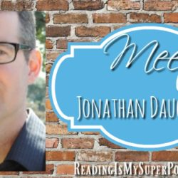 Author Interview: Jonathan Daugherty & Secrets