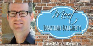 Author Interview: Jonathan Daugherty & Secrets