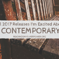 New Releases I'm Excited About: Fall 2017 Contemporary Fiction