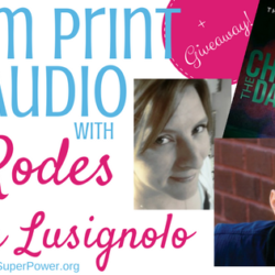 Guest Post (and a Giveaway!): From Print to Audio with J. Rodes & Kevin Lusignolo