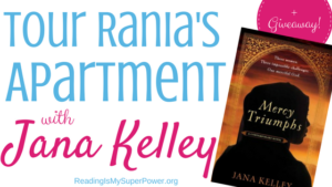 Guest Post (and a Giveaway!): Jana Kelley & Mercy Triumphs