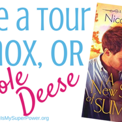 Guest Post: Nicole Deese tours the setting of A New Shade of Summer