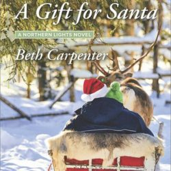 Book Review (and a Giveaway!): A Gift for Santa by Beth Carpenter