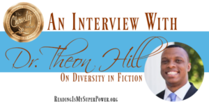 The Christy Awards Celebration Tour: Dr. Theon Hill talks about Diversity in Christian Fiction