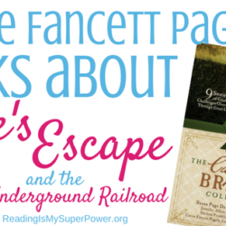 Guest Post (and a Giveaway!): Carrie Fancett Pagels & 'Love's Escape'