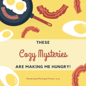 Top Ten Tuesday: These Cozy Mysteries Are Making Me Hungry!