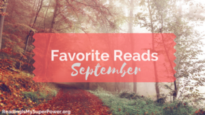 My Fave Reads of September 2017