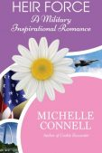 Book Review: Heir Force by Michelle Connell