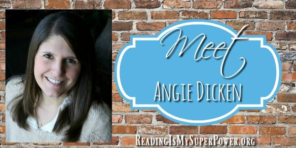 angie lake author