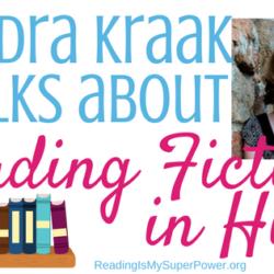 Guest Post: Sondra Kraak talks about Reading Fiction in Him