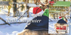 Blog Tour Grand Finale Blitz (and a Giveaway!): A Gift for Santa by Beth Carpenter