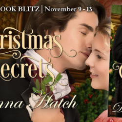 Book Blitz (and a Giveaway!): Christmas Secrets by Donna Hatch
