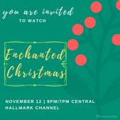 Movie Spotlight: Enchanted Christmas