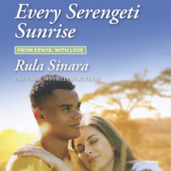 Book Review (and a Giveaway!): Every Serengeti Sunrise by Rula Sinara
