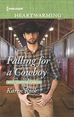 Book Review (and a Giveaway!): Falling For a Cowboy by Karen Rock