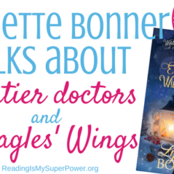 Guest Post (and a Giveaway!): Lynnette Bonner & On Eagle's Wings