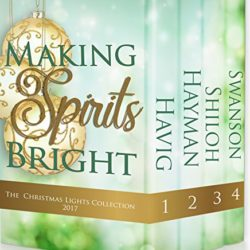 It's Beginning to Look A Lot Like Christmas (Reads) GIVEAWAY: Making Spirits Bright