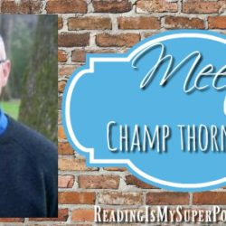 Author Interview: Champ Thornton & Pass It On