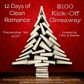 $100 Kick Off – 12 Days of Clean Romance