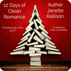 12 Days of Clean Romance (and a Giveaway!): Day 5 – Janette Rallison