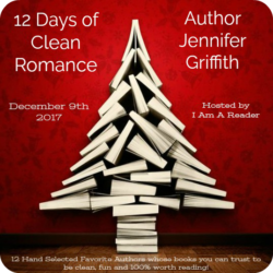 12 Days of Clean Romance (and a Giveaway!): Day 6 – Jennifer Griffith