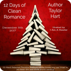 12 Days of Clean Romance (and a Giveaway!): Day 2 – Taylor Hart