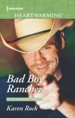 Book Review (and a Giveaway!): Bad Boy Rancher by Karen Rock