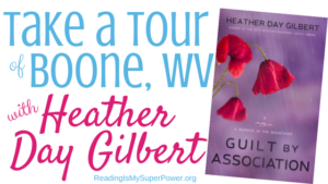 Guest Post (and Setting Tour!): Heather Gilbert & Guilt by Association