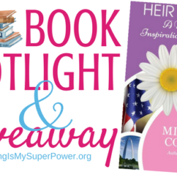 Book Spotlight (and a Giveaway!): Heir Force by Michelle Connell