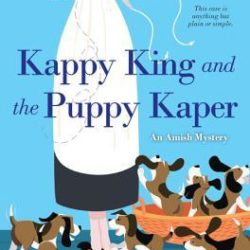 Book Review (and a Giveaway!): Kappy King and the Puppy Kaper