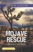 Book Review & Author Mini-Interview (and a Giveaway!): Mojave Rescue by Tanya Stowe