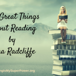 Guest Post (and a Giveaway!): Tina Radcliffe & Six Great Things About Reading