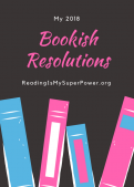 Top Ten Tuesday: My Bookish Resolutions for 2018