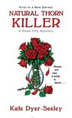 Book Blast (and a Giveaway!): Natural Thorn Killer by Kate Dyer-Seeley