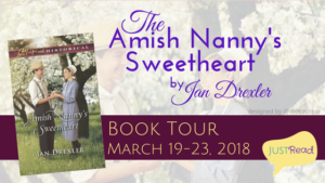 Welcome to The Amish Nanny's Sweetheart (Jan Drexler) Blog Tour & Giveaway!