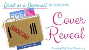 Cover Reveal: Dead as a Doornail by Tonya Kappes
