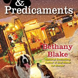 Book Review & Guest Post (and a Giveaway!): Pawprints & Predicaments by Bethany Blake