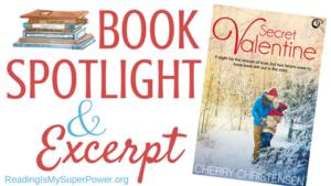 Book Spotlight (and an Excerpt): Secret Valentine by Cherry Christensen